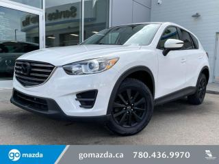 Used 2016 Mazda CX-5 GX - AUTO, BLUETOOTH, CLOTH, FWD AND MORE! for sale in Edmonton, AB
