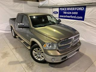 Used 2013 RAM 1500 Laramie Longhorn Edition for sale in Peace River, AB