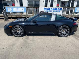 Used 2017 Porsche 911 Targa TARGA 4- SOLD SOLD for sale in Stoney Creek, ON