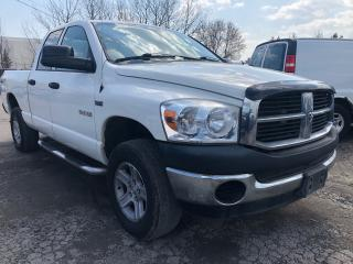 Used 2008 Dodge Ram 1500 ST for sale in Pickering, ON