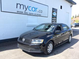 Used 2017 Volkswagen Jetta 1.4 TSI Trendline LOW MILEAGE, AWESOME DEAL!! for sale in Richmond, ON