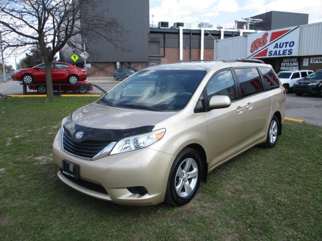 2013 Toyota Sienna LE ~ 8 PASS. ~ PWR DOORS ~ BLUETOOTH ~ REAR CAMERA