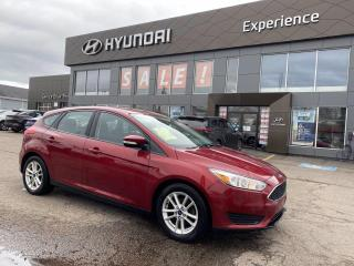 Used 2015 Ford Focus SE for sale in Charlottetown, PE