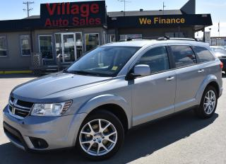 Used 2016 Dodge Journey R/T HEATED SEATS! CRUISE CONTROL! BLUETOOTH! for sale in Saskatoon, SK