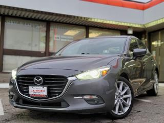 Used 2017 Mazda MAZDA3 GT TECH PKG | LEATHER | BSM | BOSE for sale in Waterloo, ON