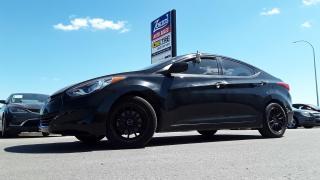 Used 2013 Hyundai Elantra GLS for sale in Brandon, MB