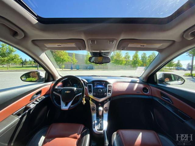 2014 Chevrolet Cruze 2LT Photo10