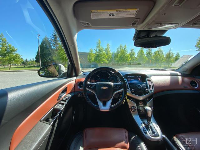 2014 Chevrolet Cruze 2LT Photo11