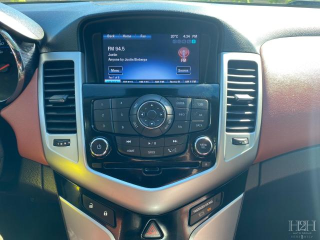 2014 Chevrolet Cruze 2LT Photo14