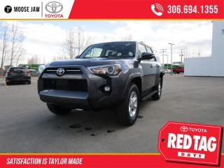 New 2021 Toyota 4Runner for sale in Moose Jaw, SK
