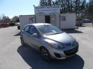 Used 2011 Mazda MAZDA2 GX for sale in Elmvale, ON