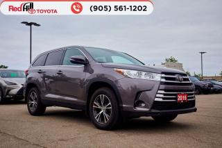 Used 2019 Toyota Highlander LE for sale in Hamilton, ON