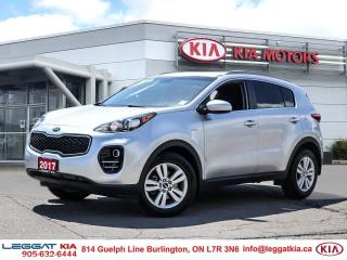 Used 2017 Kia Sportage LX AWD / CPO UNIT 2.99% FINANCING O.A.C/HEATED SEATS/BLUETOOTH for sale in Burlington, ON