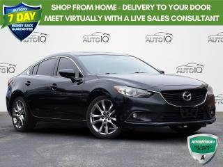 Used 2015 Mazda MAZDA6 GT | 6 SPEED MANUAL| NAVIGATION | HEATED SEATS for sale in Waterloo, ON