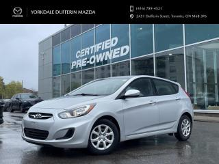 Used 2014 Hyundai Accent 4Dr GL at ONE OWNER / ONLY 31K! for sale in York, ON