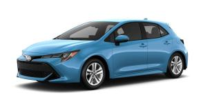 New 2021 Toyota Corolla HATCH SE for sale in Renfrew, ON