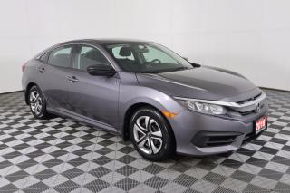 Used 2016 Honda Civic DX 1 OWNER - NO ACCIDENTS | MANUAL | BACKUP CAM for sale in Huntsville, ON