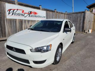 Used 2013 Mitsubishi Lancer for sale in Stittsville, ON