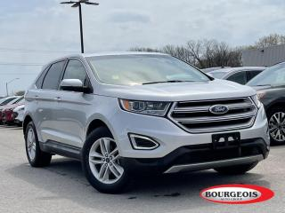 Used 2018 Ford Edge SEL Heated Seats, Reverse Camera for sale in Midland, ON