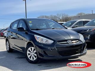 Used 2015 Hyundai Accent GL for sale in Midland, ON
