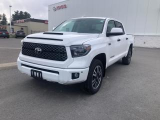 New 2021 Toyota Tundra SR5 CREWMAX+TRD SPORT PREMIUM PACKAGE! for sale in Cobourg, ON