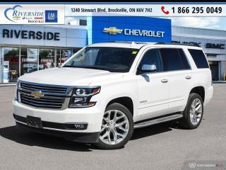 Used 2020 Chevrolet Tahoe Premier for sale in Brockville, ON