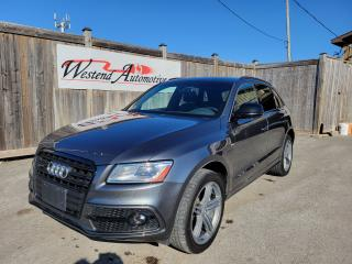 Used 2017 Audi Q5 2.0T Technik for sale in Stittsville, ON