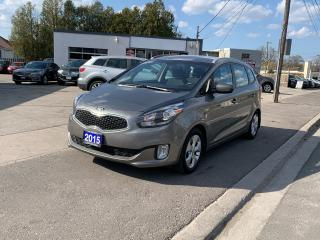 Used 2015 Kia Rondo LX for sale in Scarborough, ON