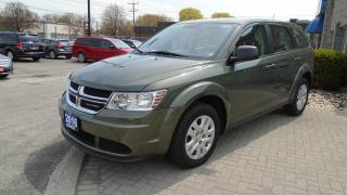 Used 2016 Dodge Journey CVP/SE Plus for sale in Sarnia, ON