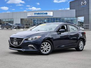 Used 2016 Mazda MAZDA3 GS - AUTOMATIC, BLUETOOTH, REAR CAMERA, ALLOY WHEELS for sale in Hamilton, ON