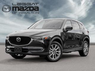 New 2021 Mazda CX-5 GT w/Turbo for sale in Hamilton, ON
