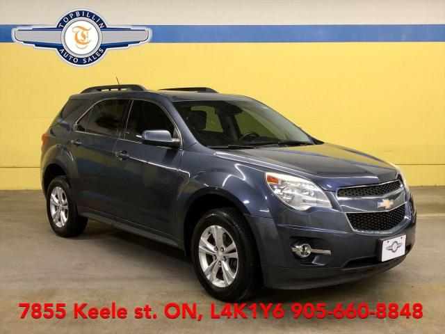 2014 Chevrolet Equinox LT Leather, Sunroof, Backup Cam, 2 Years Warranty