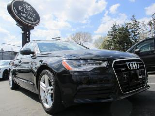 Used 2013 Audi A6 4dr Sdn quattro 2.0T Premium for sale in Burlington, ON
