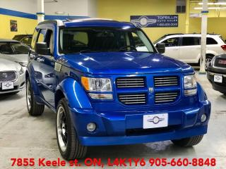 Used 2007 Dodge Nitro AWD RT 4.0L Leather Sunroof for sale in Vaughan, ON