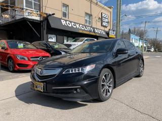 Used 2015 Acura TLX 4dr Sdn SH-AWD V6 Elite for sale in Scarborough, ON