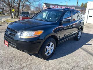 Used 2009 Hyundai Santa Fe Automatic/Accident Free/Hd Seats/Comes Certified for sale in Scarborough, ON