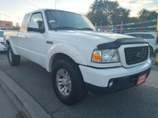 Used 2009 Ford Ranger XL-EXTRA CLEAN-DRIVES EXCELLENTS-4X4-AUX-ALLOYS for sale in Scarborough, ON