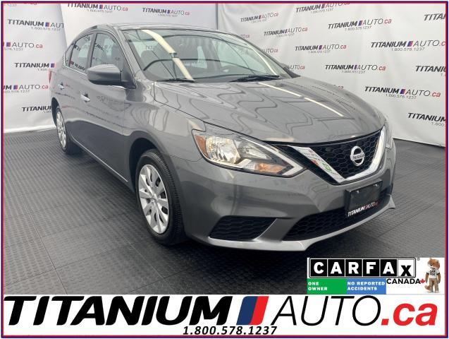 2017 Nissan Sentra SV+Camera+Heated Seats+Smart Key+Bluetooth+XM Radi