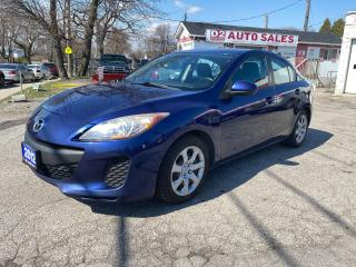Used 2012 Mazda MAZDA3 Automatic/4 Cylinder/2 Set of Tires/Comes Certifed for sale in Scarborough, ON
