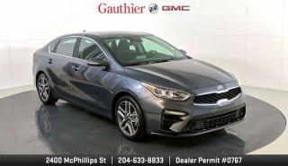 Used 2020 Kia Forte EX+ 4Dr., 4Cyl, Sunroof, Heated Seats, Rear Camera, Alloy Wheels, Loaded!! for sale in Winnipeg, MB