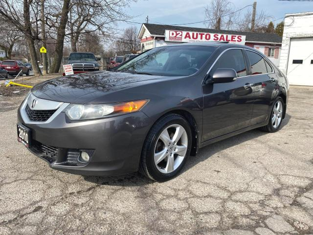 2010 Acura TSX Automatic/Teck Package/Nav/Rev Cam/Certified