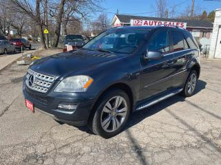 Used 2011 Mercedes-Benz M-Class ML 350 BlueTEC/AWD/Automatic/AS IS Special for sale in Scarborough, ON