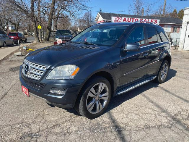 2011 Mercedes-Benz M-Class ML 350 BlueTEC/AWD/Automatic/AS IS Special