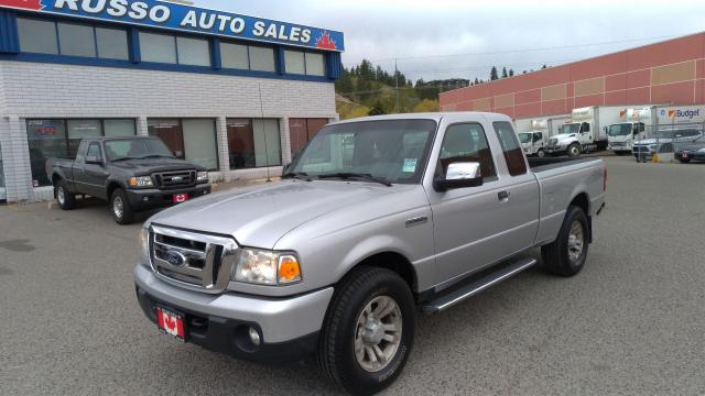 2011 Ford Ranger XLT, 4x4, 4.0L V6