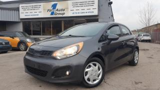Used 2013 Kia Rio LX+ ECO5dr HB Auto for sale in Etobicoke, ON