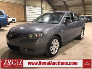 Used 2009 Mazda MAZDA3 4D Sedan for sale in Calgary, AB