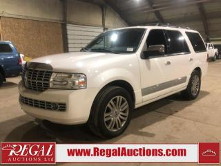 Used 2010 Lincoln Navigator Ultimate 4D Utility 4WD for sale in Calgary, AB