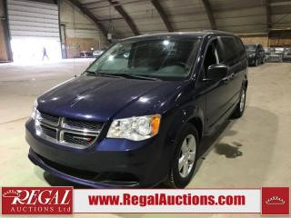 Used 2014 Dodge Grand Caravan 4D VAN for sale in Calgary, AB