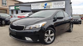 Used 2018 Kia Forte LX+Auto Backup Cam/heated seats for sale in Etobicoke, ON