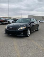 Used 2011 Toyota Camry SE  | $0 DOWN - EVERYONE APPROVED! for sale in Calgary, AB